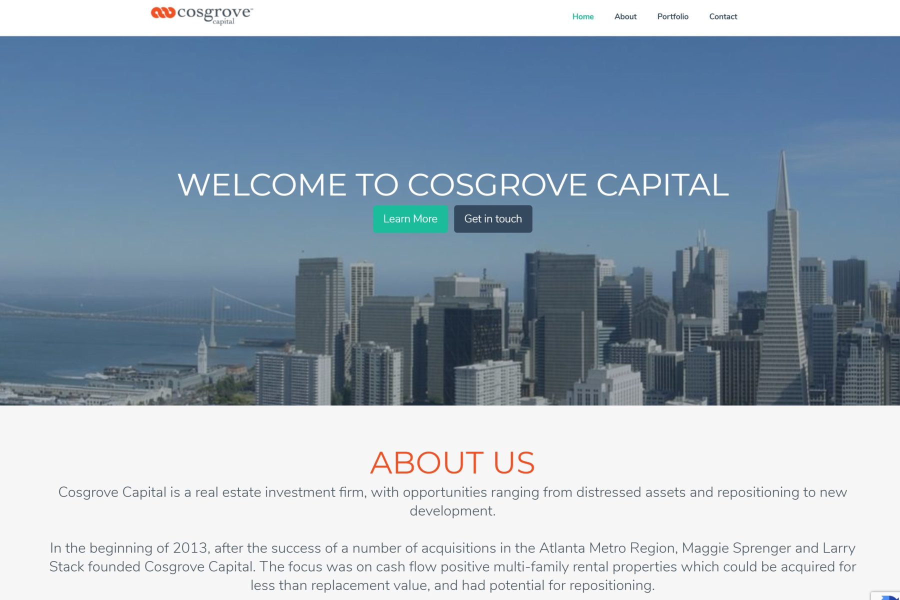 Cosgrove Capital